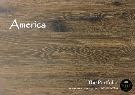 America Collection Hardwood Flooring