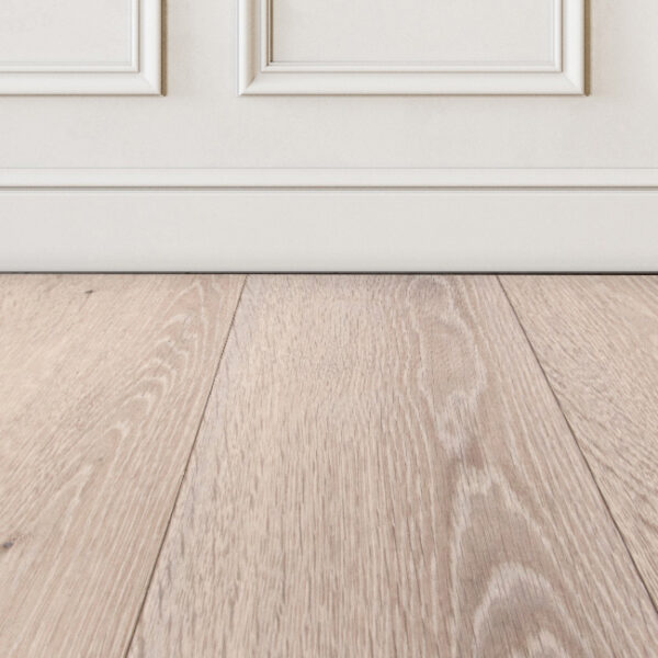 Ancient Ivory White Hardwood Floor Color