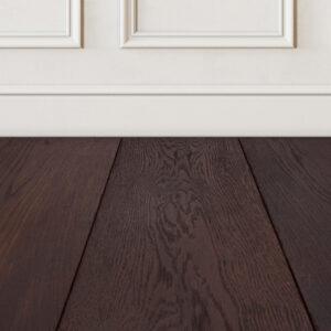 Berry Brown Hardwood Floor Color