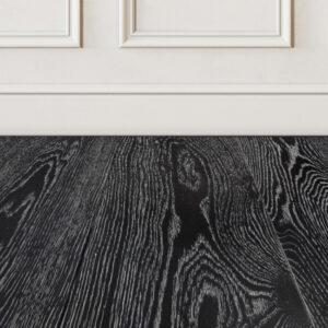 Black Ice black hardwood floor color