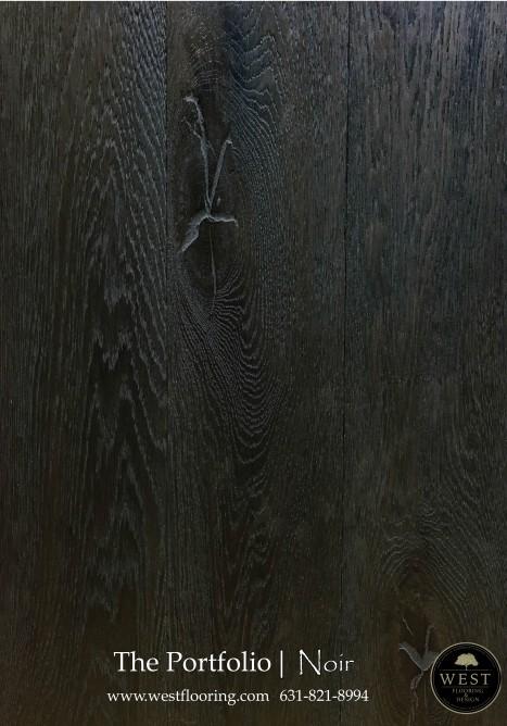 Black Wood Floors Noir
