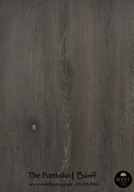 Brown Wood Floors Banff