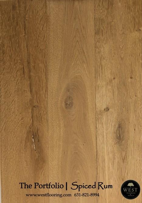 Brown Wood Floors Spiced Rum