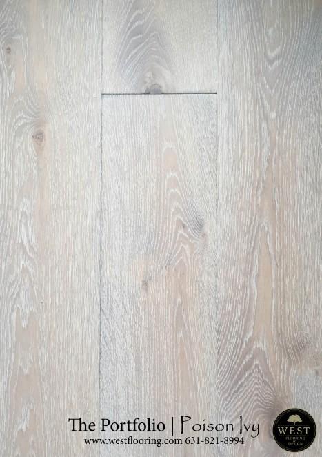 Grey Wood Floors Poison Ivy