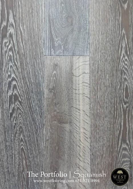 Grey Wood Floors Squamish