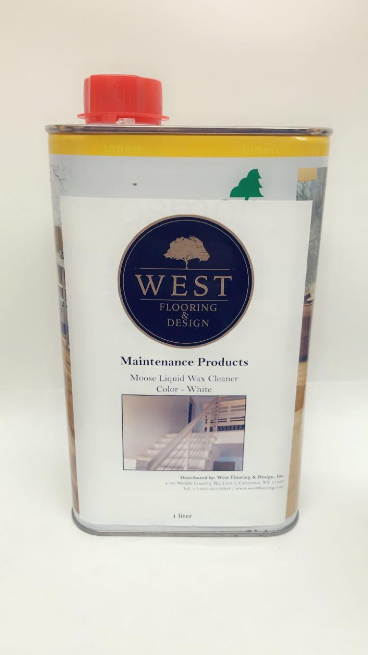 Moose Liquid Wax Cleaner West Wood
