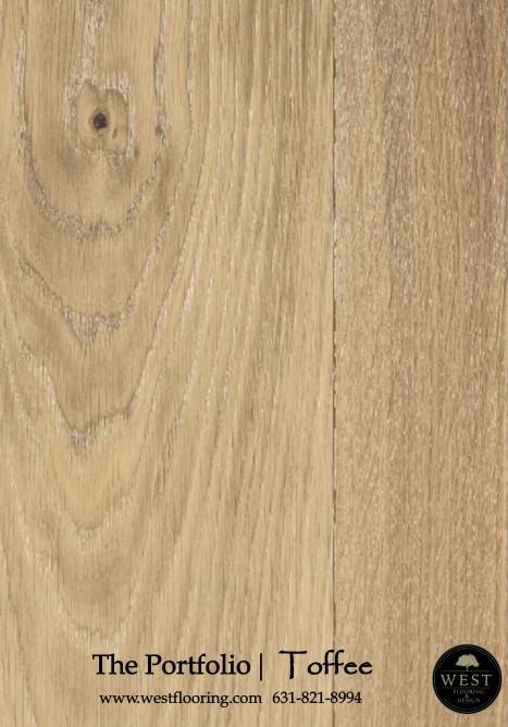 Natural Wood Floors Toffee