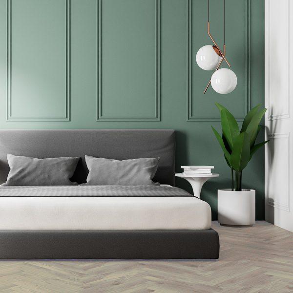 Dune Bedroom – Naturally Colored Hardwood Floors