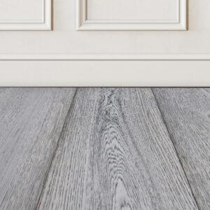 Stark Grey Hardwood Floor Color