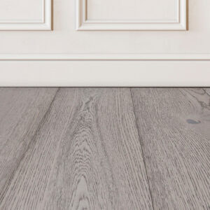 Stark-grey-wood-floor-sample-on-white-wall