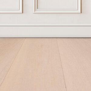 Strand-white-wood-floor-sample-on-white-wall