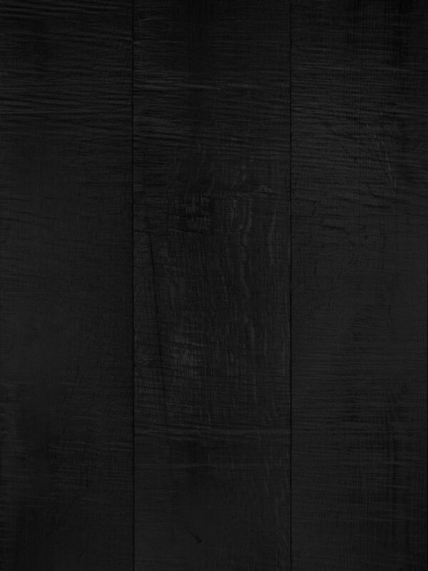 black wood floor panel color trench