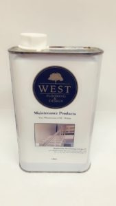 Vica Maintenance Oil White