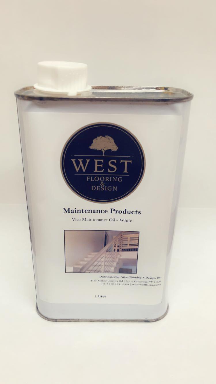 Vica Maintenance Oil West Wood