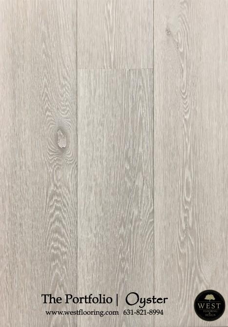 White Wood Floors Oyster