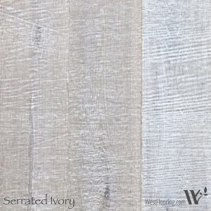 Winter Beach - Serrated Ivory