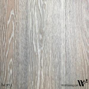 ivory wood color sample