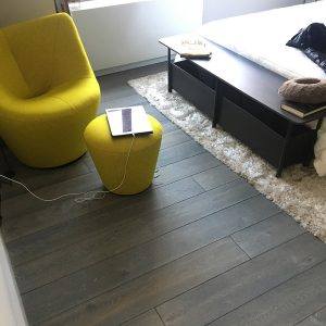 Squamish Room – Grey Hardwood Flooring