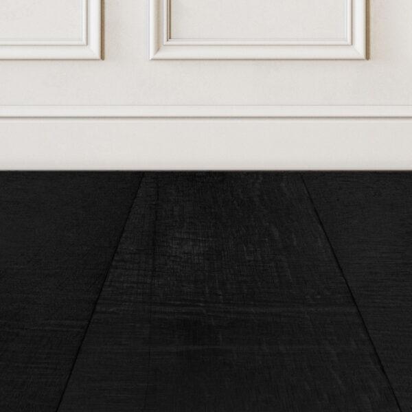 Trench black hardwood floor color
