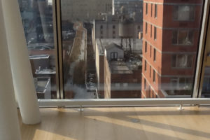 corner view high line 23 natural wood floor