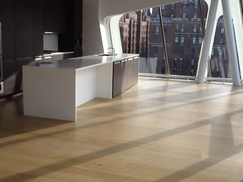desk view high line 23 natural wood floor