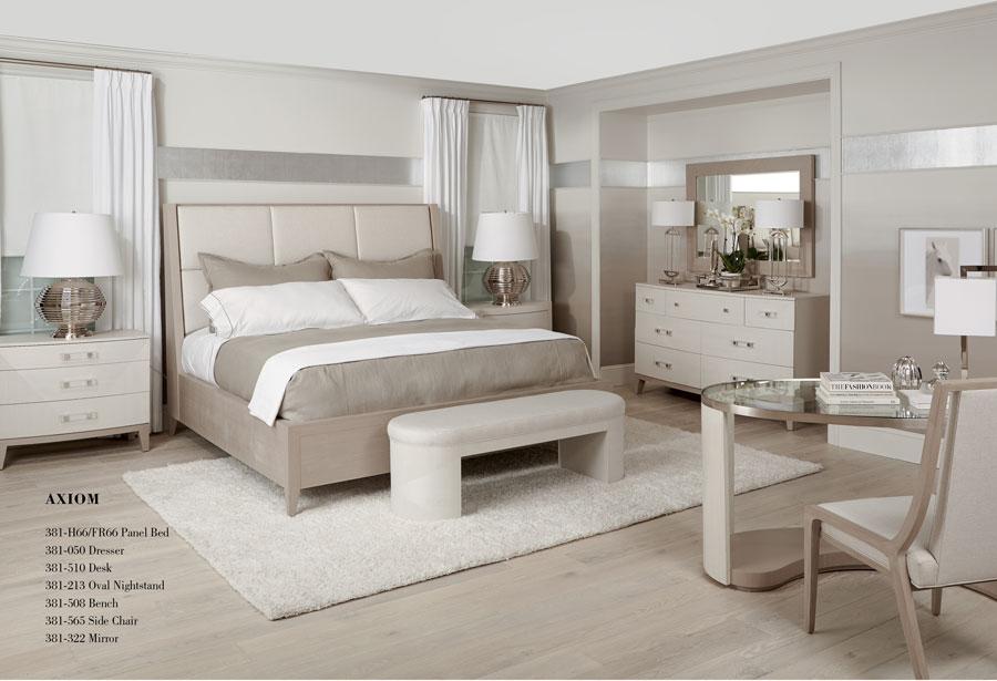 Bedroom Set Bernhardt Project White Wood Floor