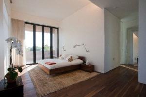 Brown Wood Floor 561 Tranquil Bedrooms
