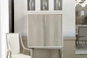 Dresser Bernhardt Project White Wood Floor