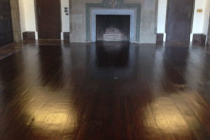 Gothic Delcecchio Hardwood Floor Restoration Projects
