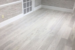 Home Office Bernhardt Project White Wood Floor