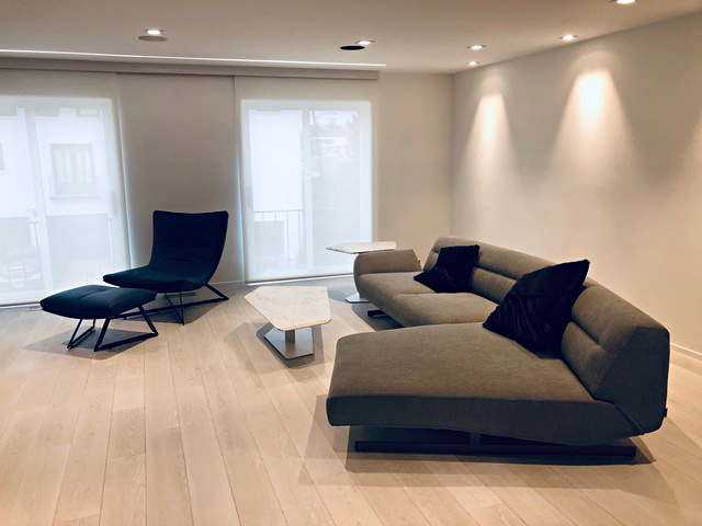 Kube Architecture West Wood Living Room