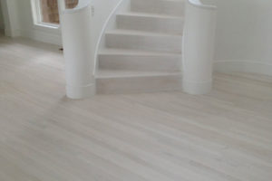 Stairs Bernhardt Project White Wood Floor