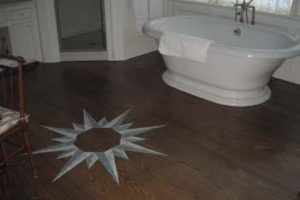 wood-floor-medallion
