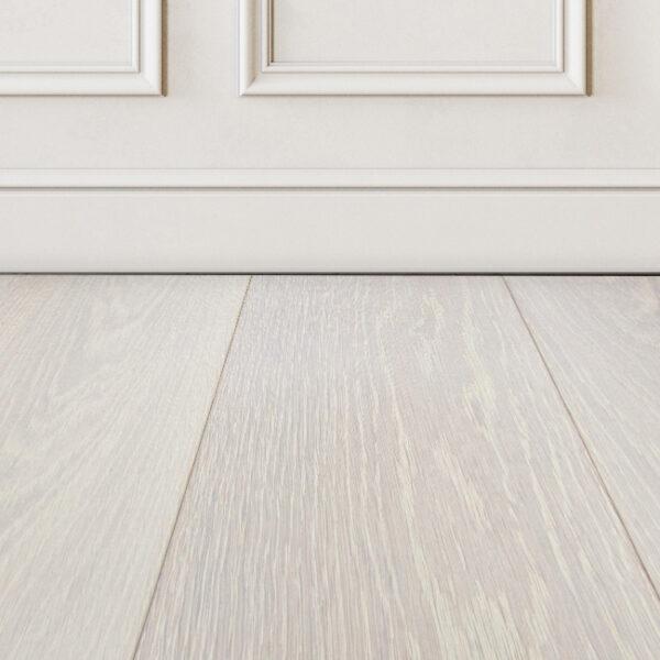 Santa Cruz White Hardwood Floor Color