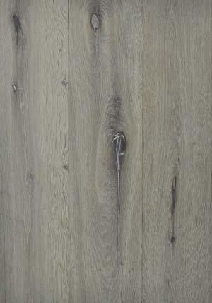 Light grey stained hardwood refinish floor sample