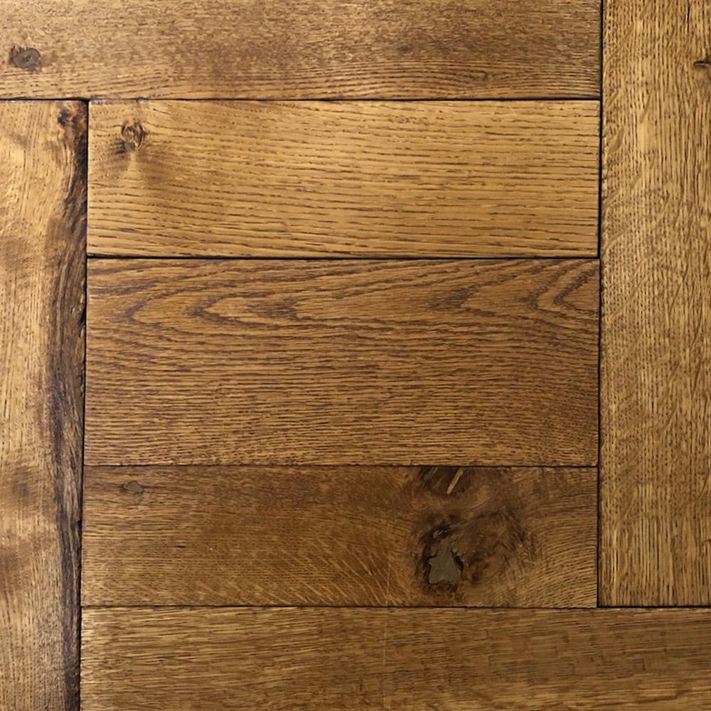 Custom Surface Flooring: Hardwood Floor & Surface Patterns - WEST