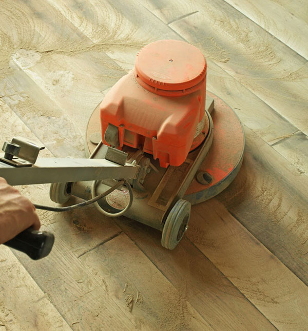 hardwood floor refinishing sanding machine west wood