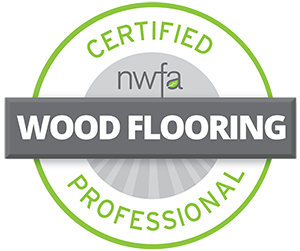 NWFA Certified Wood Flooring Professional