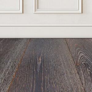 Santa Fe black hardwood floor color