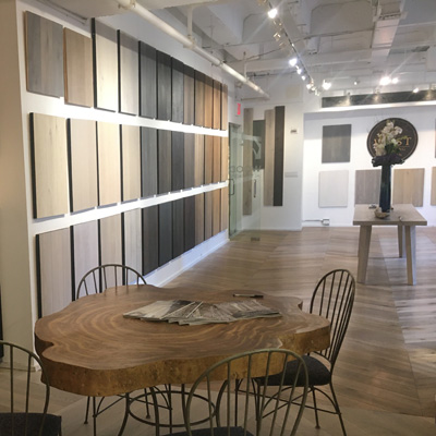 west-wood new york city flooring showroom
