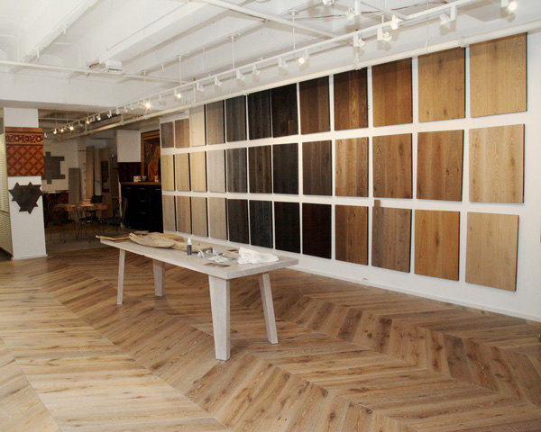 west wood nyc-flooring showroom