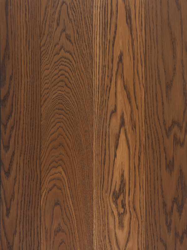 Labrador brown wood floor on vertical panel